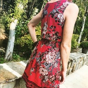 Angie Dresses - Red Sundress by Angie - Nordstrom